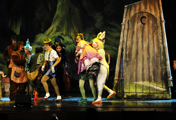 Musical Shrek