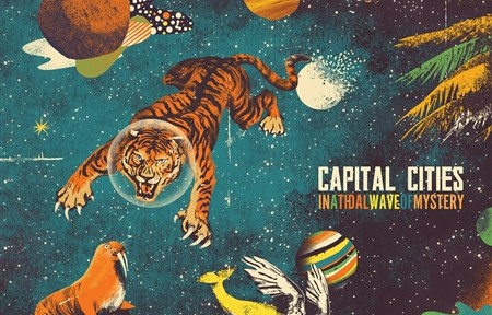 Capital Cities_cover album_IN A TIDAL WAVE OF MYSTERY_m