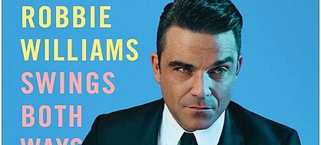Robbie Williams - Swing both ways album cover