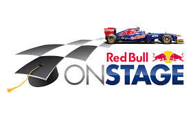 Red Bull on stage Logo