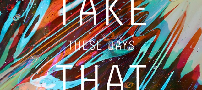 Take That_These Days single cover_m