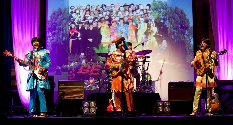 The Beatbox live_ A Beatles Tribute Show