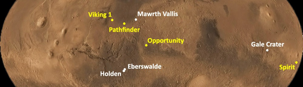 Landing-sites-MSL-Curiosity