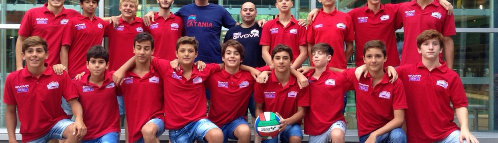 Item Nuoto Catania under 15