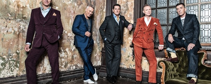Spandau Ballet Press Shots