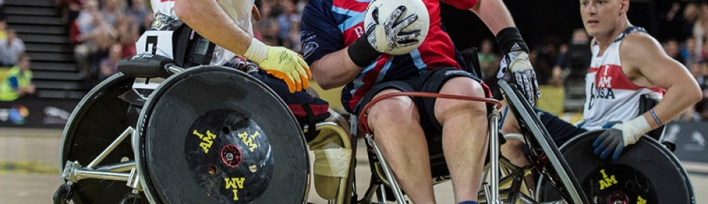 Wheelchair-Rugby
