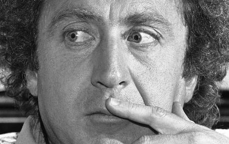 FILE -  In a Dec. 27, 1977 file photo, actor Gene Wilder looks thoughtful during an interview in New York. Wilders nephew said Monday, Aug. 29,, 2016, that the actor and writer died late Sunday at his home in Stamford, Connecticut, from complications from Alzheimers disease. He was 83. (ANSA/AP Photo/Richard Drew, File) [CopyrightNotice: 1977 AP]
