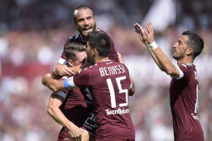 "Foto Fabio Ferrari - LaPresse 25/09/2016 Torino ( Italia ) Sport Torino Fc vs Roma - Campionato italiano di calcio Serie A TIM 2016/2017 - stadio Olimpico Grande Torino. Nella foto: Andrea Belotti (Torino Fc) esulta dopo la rete photo Fabio Ferrari  / LaPresse September 25, 2016 Turin ( Italy ) Sport Torino Fc vs Roma  - Italian Football Championship League A TIM 2016/2017 - Stadium ""Olimpico Grande Torino"". In the pic:  Andrea Belotti (Torino Fc) celebrates"