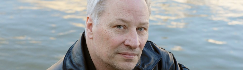 LYON;FRANCE - MARCH 29: American crime novelist Joe R.Lansdale poses while attending a book fair in Lyon, France on March 29, 2008. (Photo by Ulf Andersen/Getty Images)