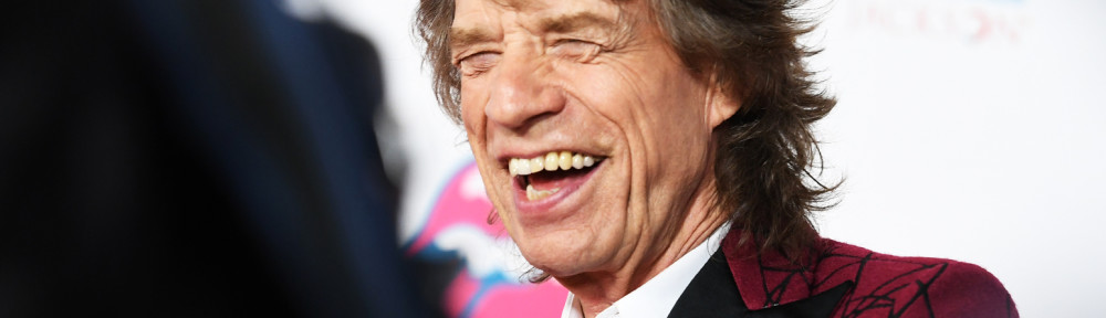 "Mick Jagger attends The Rolling Stones North American debut celebration of ""Exhibitionism"" at Industria in the West Village on November 15, 2016 in New York City. / AFP / ANGELA WEISS        (Photo credit should read ANGELA WEISS/AFP/Getty Images)"