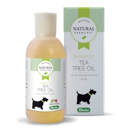 Shampoo Tea Tree Oil per cani