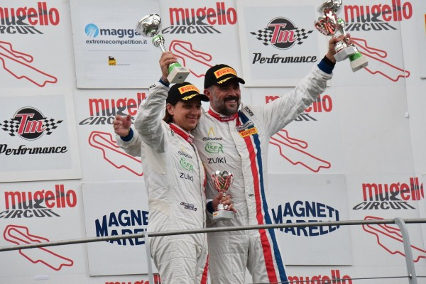 La Mazza e Nicolosi, i Re del Mugello