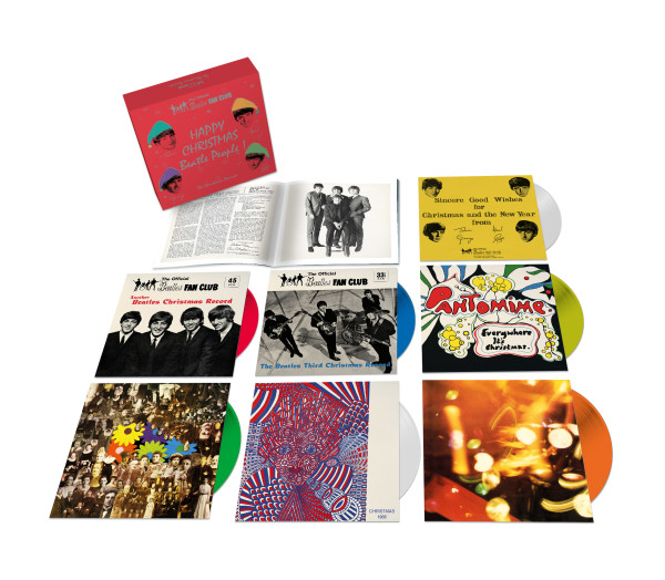 The Beatles - The Christmas Records - Product Shot 2