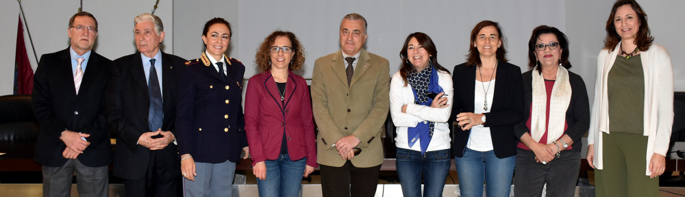 "CATANIA 11/04/2018 : CUS - SPORT E LEGALITA' - Conferenza ""DONNE IN SICUREZZA"" -"