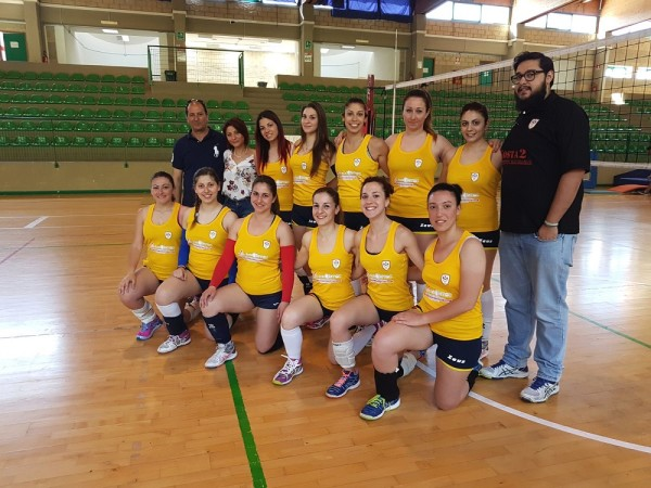 Le ragazze del Mondo Volley Messina a testa alta nei play off di Prima Divisione