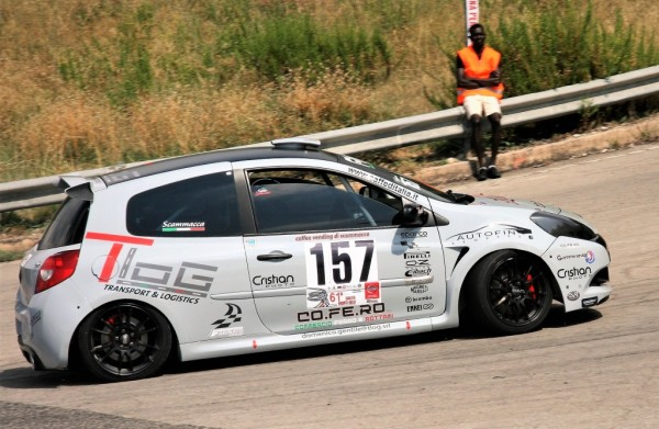 AB Adriano Scammacca (Renault Clio Rs Cup)