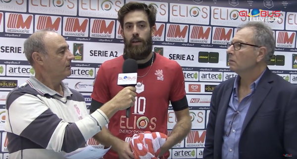 Volley: Globus Television media partner di Elios Messaggerie Catania