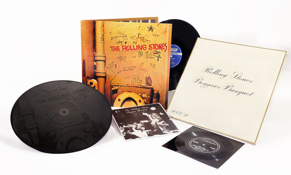 """Universal Music presenta THE ROLLING STONES, """"BEGGARS BANQUET - 50th ANNIVERSARY EDITION"""""""