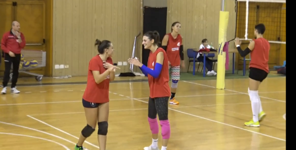 Volley: Planet Strano Light, vittoria in rimonta contro il Volley RC