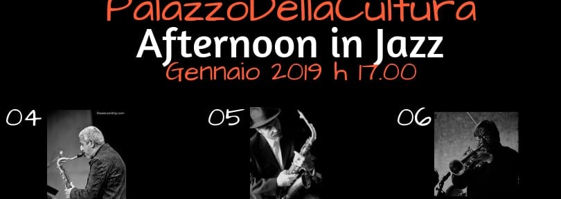 AFTERNOON IN JAZZ 2019