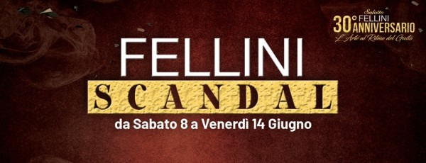 Logo Fellini Scandal