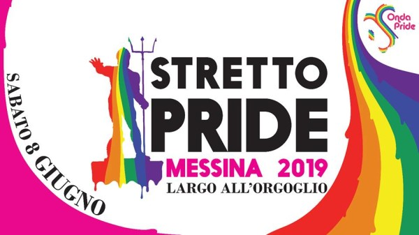 Stretto Pride Messina 2019