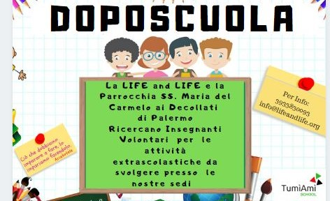 Doposcuola LIFE and LIFE