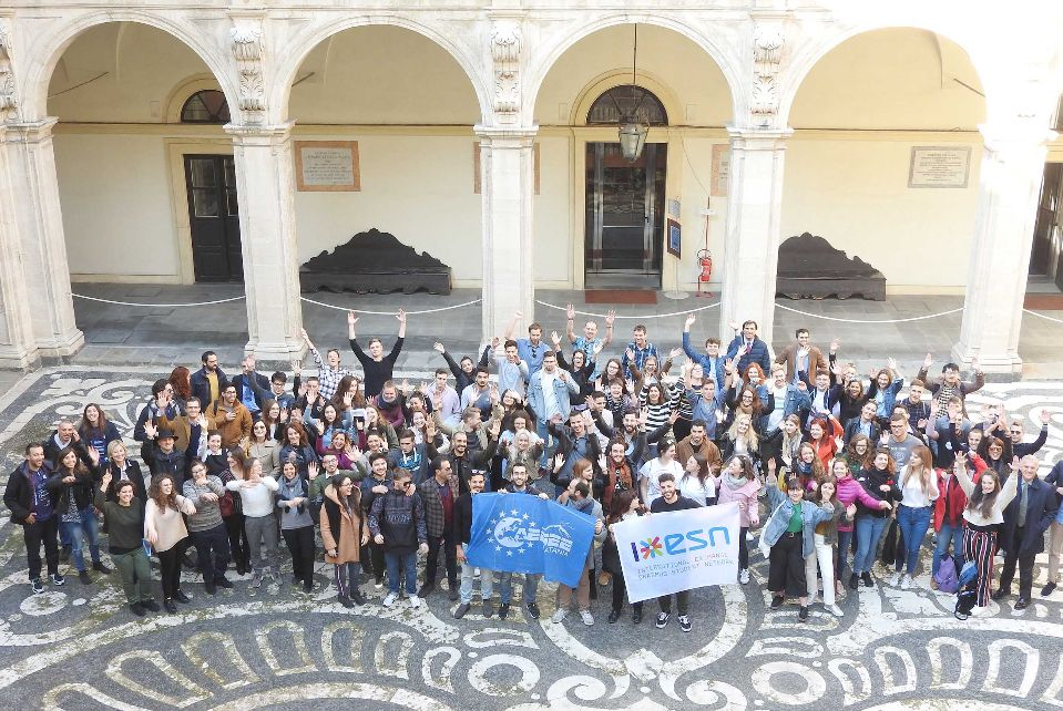 erasmus welcome day 040319