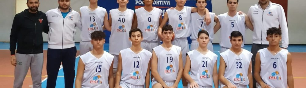 ALFACUS BASKET CATANIA UNDER 18