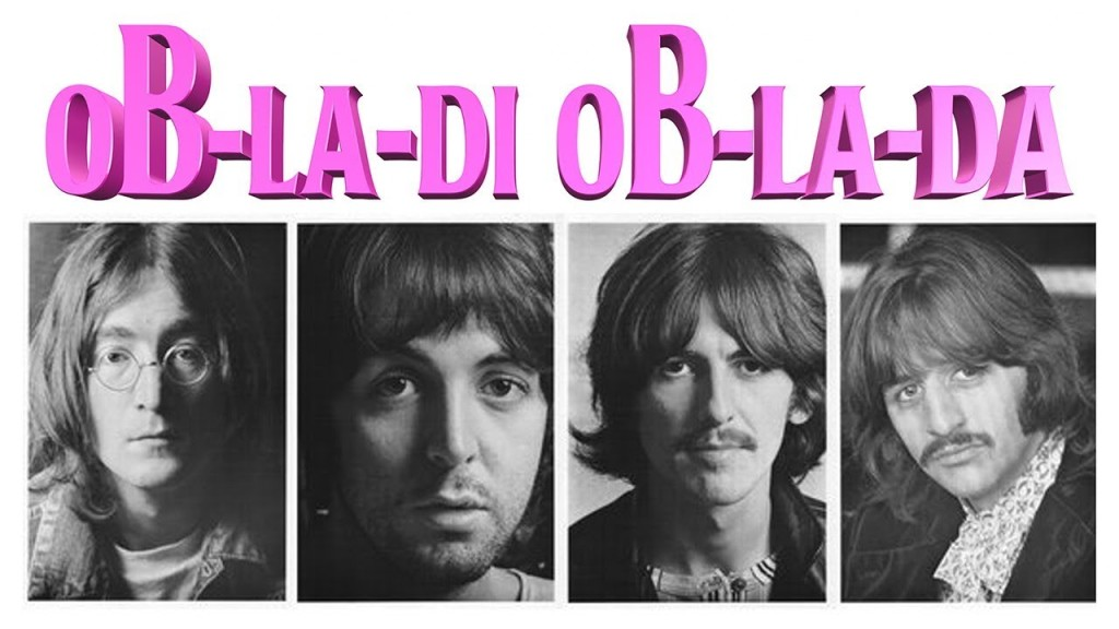 ob-la-di ob-la-da - the beatles