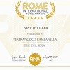 Campanella premiato al ROME INTERNATIONAL MOVIE AWARDS