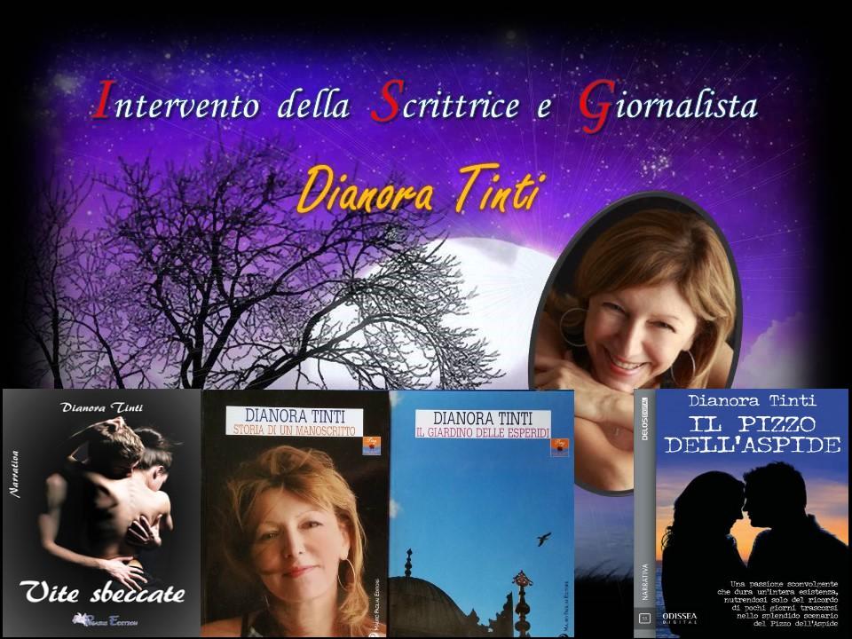 """Diadora Tinti, il suo libro """"Vite sbeccate"""" ha vinto il """"Premio Capalbio"""" per la Letteratura"""