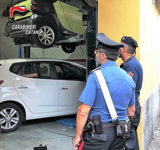 A Catania, effettuati controlli per la sicurezza sul lavoro