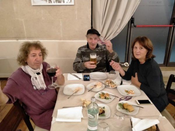 Tony Morgan in Puglia per girare un nuovo film, ancora top secret il titolo